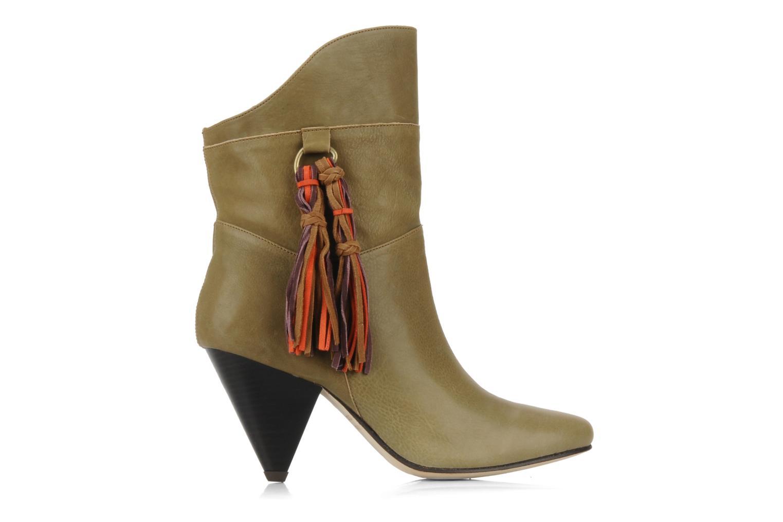 Bottines et boots Antik Batik July 1 lbo Beige vue derrière