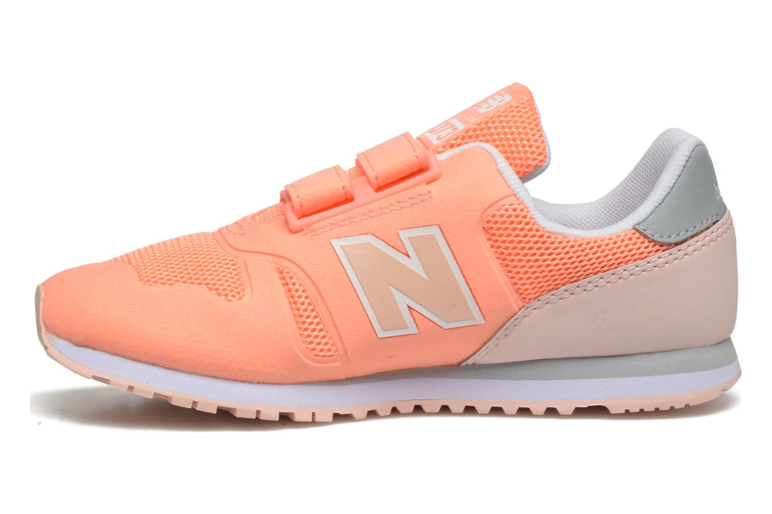Baskets New Balance Ka373 Orange vue face