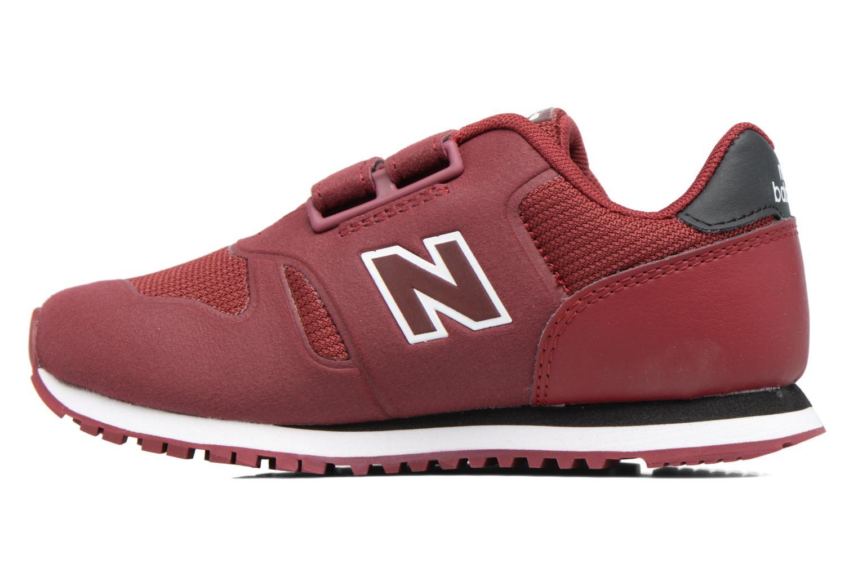 Sneakers New Balance Ka373 Bordò immagine frontale