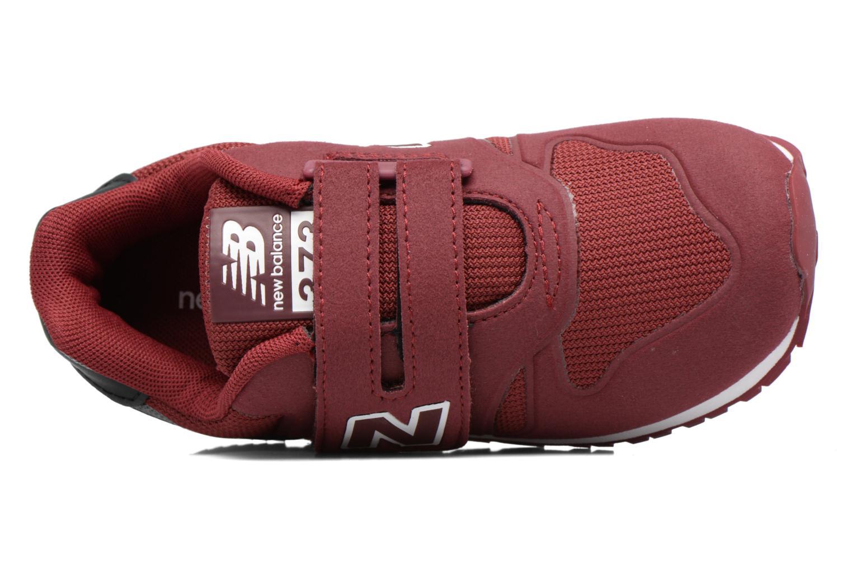 Sneakers New Balance Ka373 Bordò immagine sinistra
