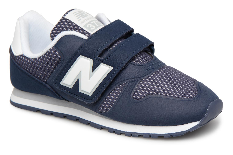 Sneakers New Balance Ka373 Blauw detail