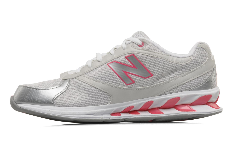 Chaussures de sport New Balance Ww800 Blanc vue face