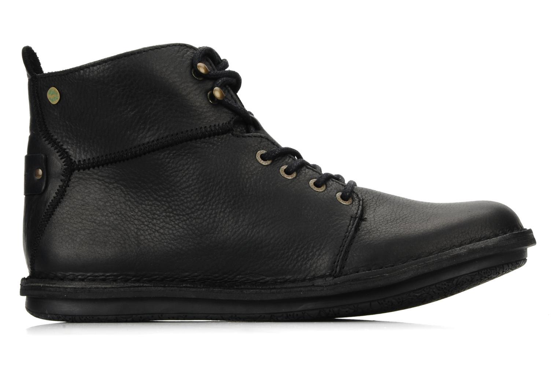 Bottines et boots Kickers Picture Noir vue derrière