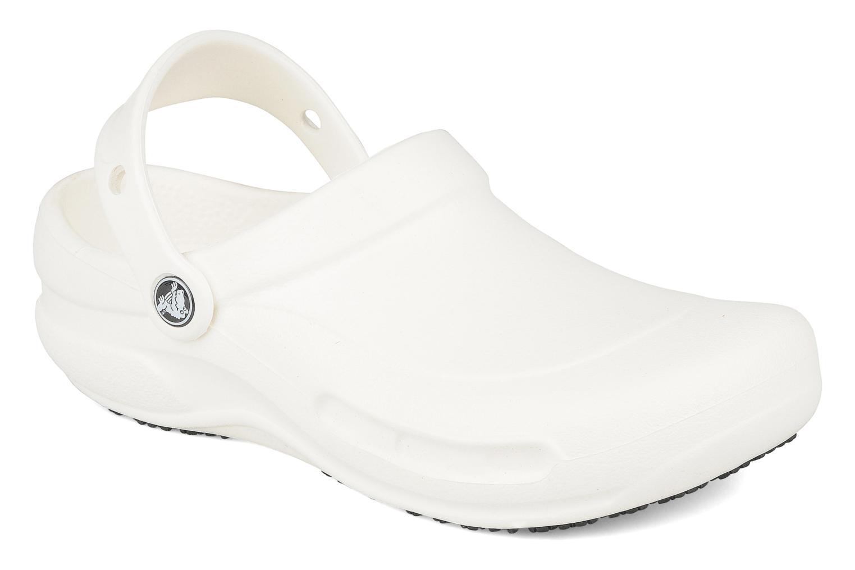 Clogs & Pantoletten Crocs Bistro w weiß detaillierte ansicht/modell