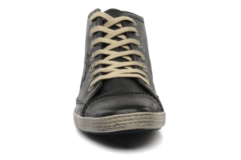 Baskets Kickers Amabilis Noir vue portées chaussures