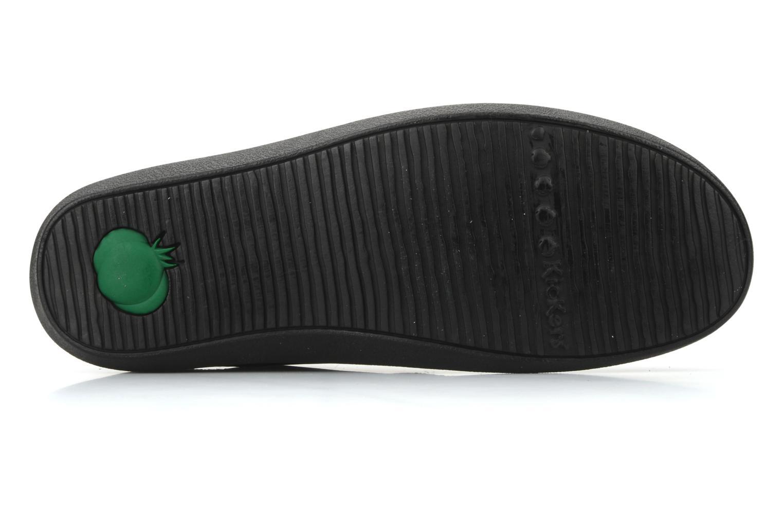 Chaussures à lacets Kickers Bingo Noir vue haut