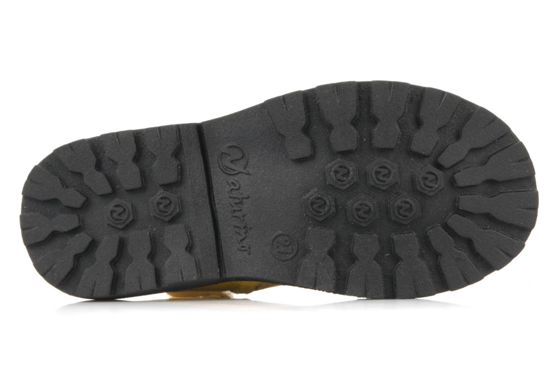 Bottines et boots Disney by Naturino Disney 758 Jaune vue haut