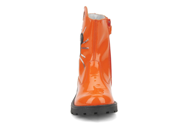 Bottines et boots Disney by Naturino Disney 758 Orange vue portées chaussures