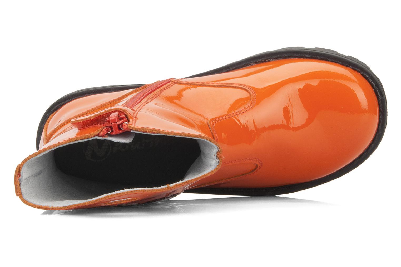 Bottines et boots Disney by Naturino Disney 758 Orange vue gauche