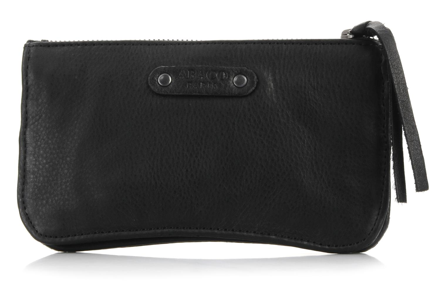 Wallets & cases Abaco Nina rock Black front view
