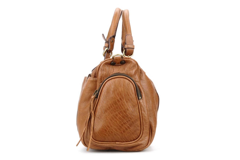 Bolsos de mano Abaco Tiffany Marrón vista del modelo