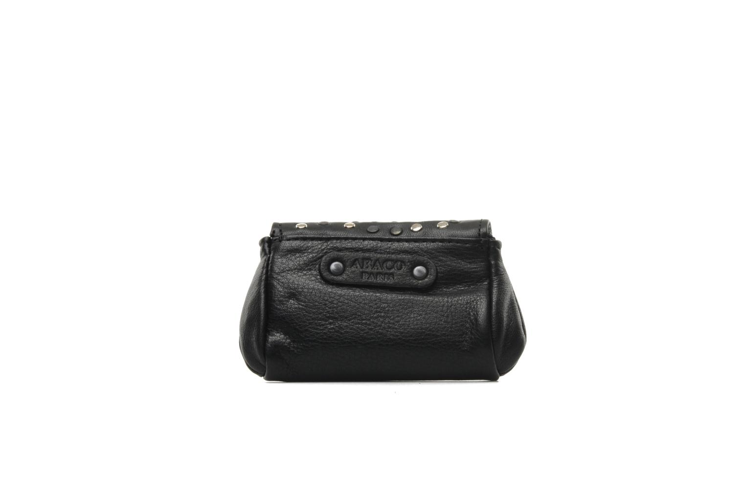 Wallets & cases Abaco Friend rock Black front view