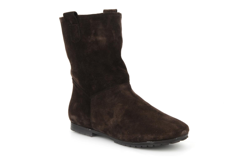 Bottines et boots Acebo's Luigi Marron vue détail/paire