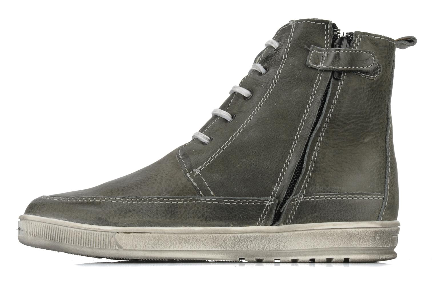 Ankle boots Acebo's Loupio Grey front view