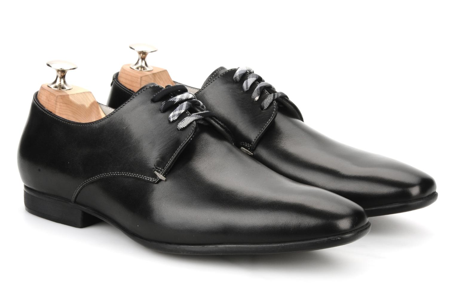 Lace-up shoes Kenzo Wake Black 3/4 view
