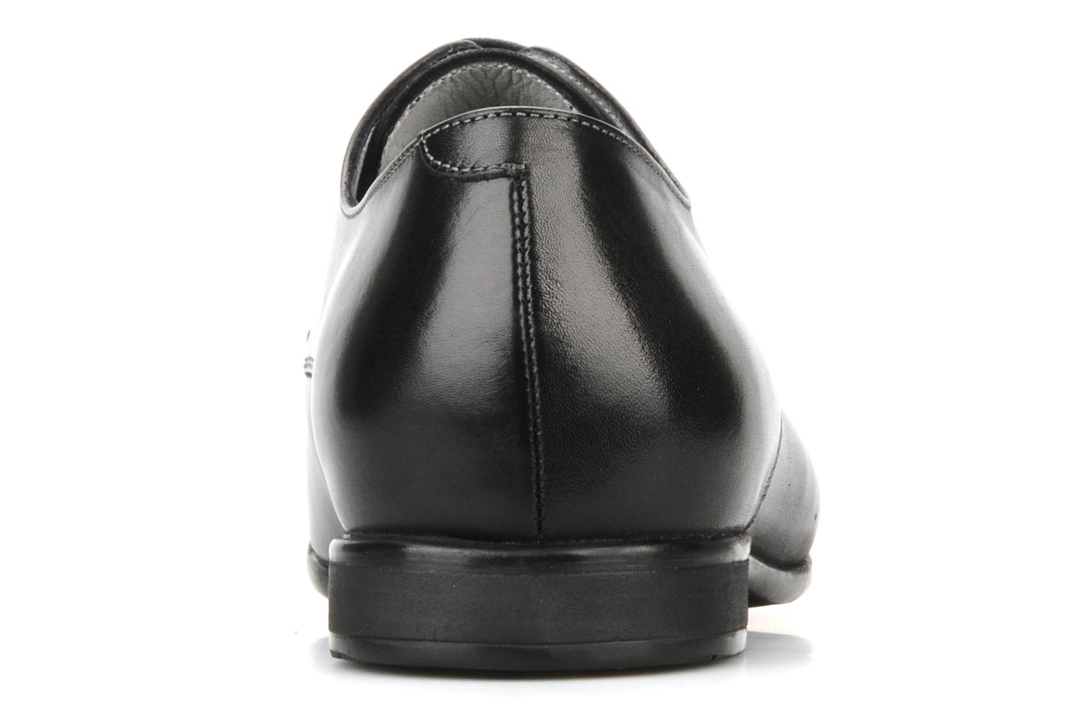 Lace-up shoes Kenzo Wake Black view from the right
