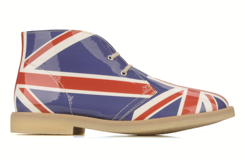Bottines et boots Coco et abricot Dingl Multicolore vue derrière