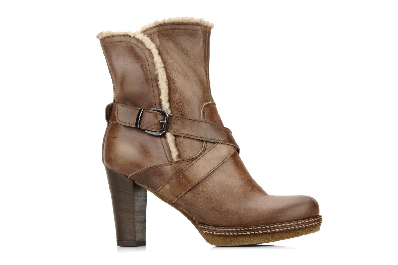 Bottines et boots Coco et abricot Pyxide Marron vue derrière