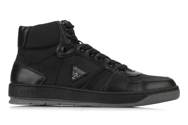 Sneakers Guess Pro Nero immagine posteriore