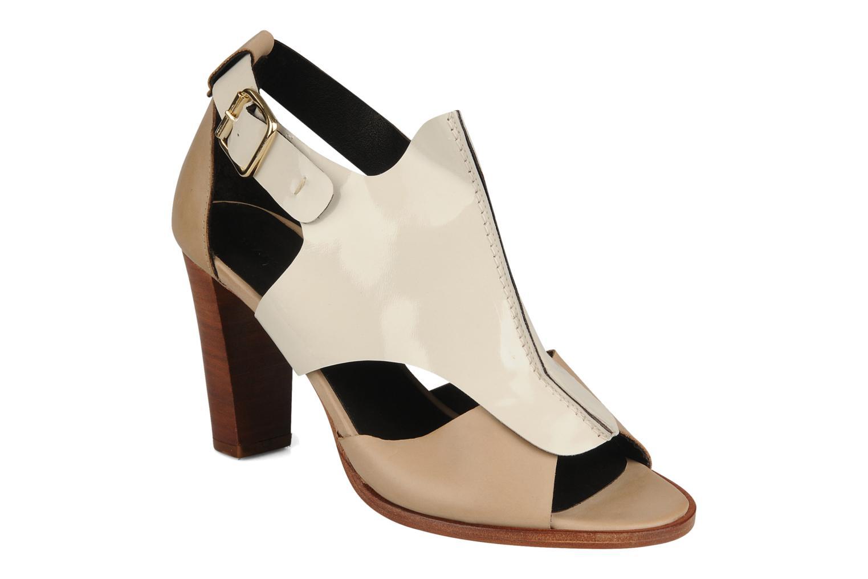 Sandalen Tila March Sandal patch beige detaillierte ansicht/modell