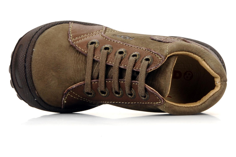 Stiefeletten & Boots Mod8 Garcia braun ansicht von links