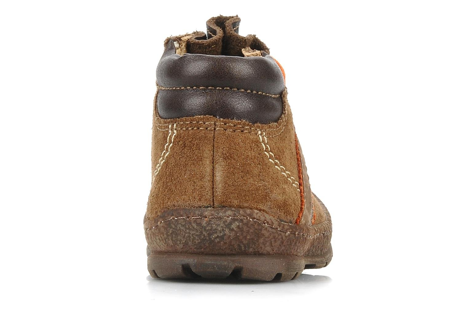 Ankle boots Mod8 Ricor Brown view from the right