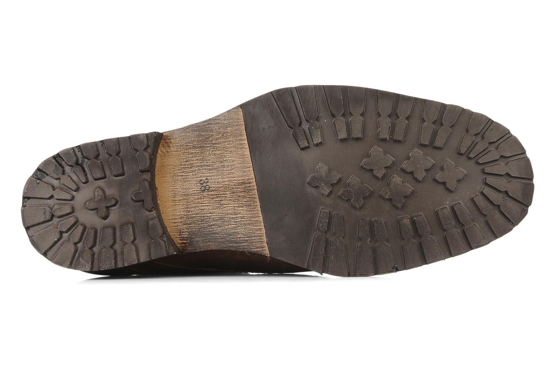 Stiefeletten & Boots Buffalo Chuppa braun ansicht von oben