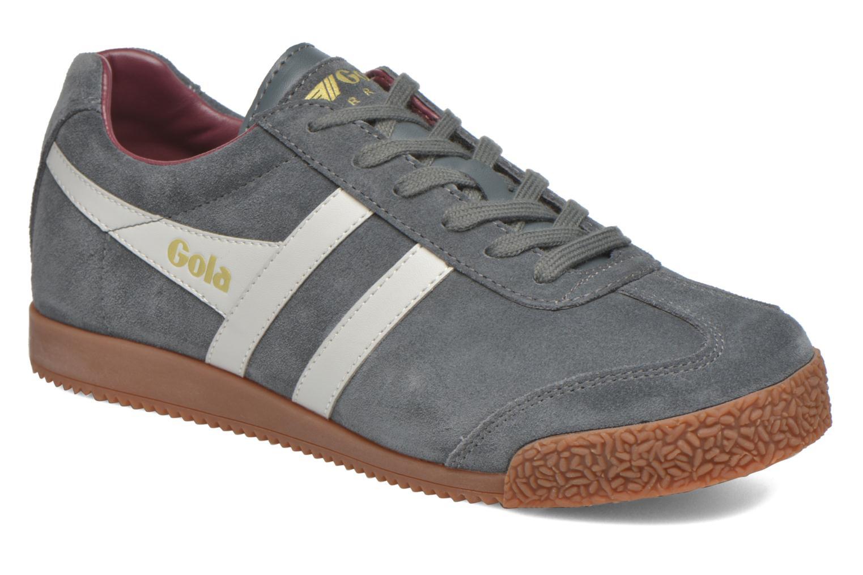 Sneaker Gola Harrier m grau detaillierte ansicht/modell