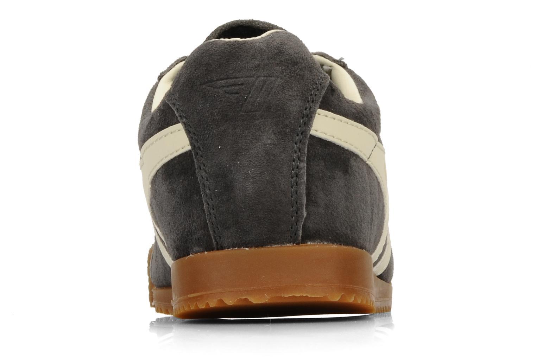 Sneakers Gola Harrier m Grijs rechts