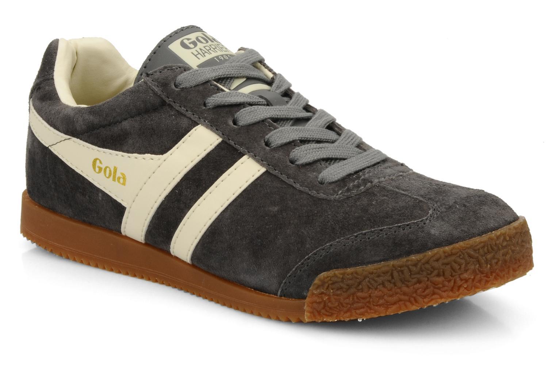 Sneakers Gola Harrier m Grijs detail