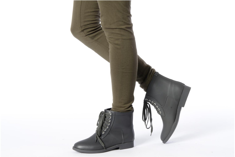 Stiefeletten & Boots Tatoosh Clyde grau ansicht von unten / tasche getragen