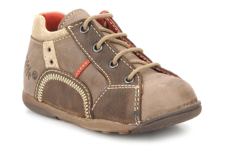 Bottines et boots Little Mary Initial Marron vue détail/paire