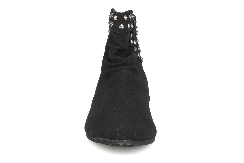 Bottines et boots Latinas Botin Noir vue portées chaussures