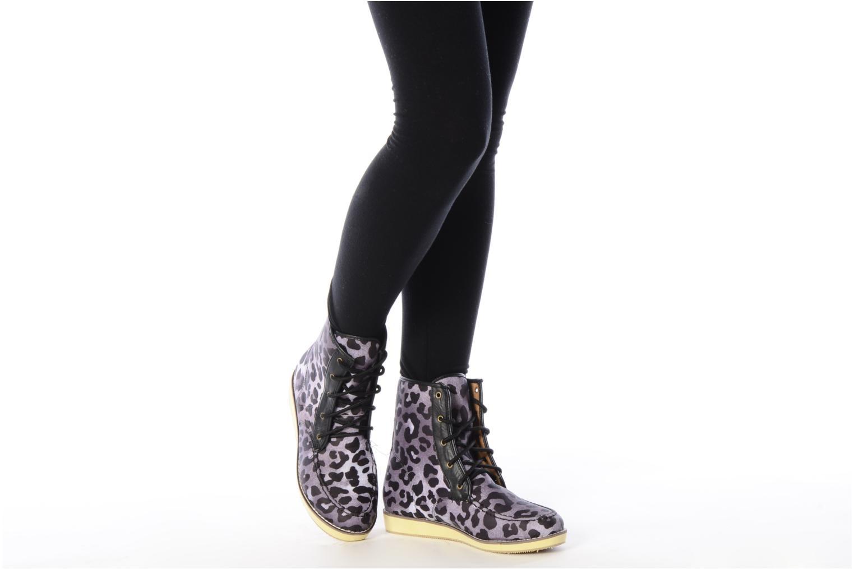Stiefeletten & Boots Friis & company Beinta mehrfarbig ansicht von unten / tasche getragen