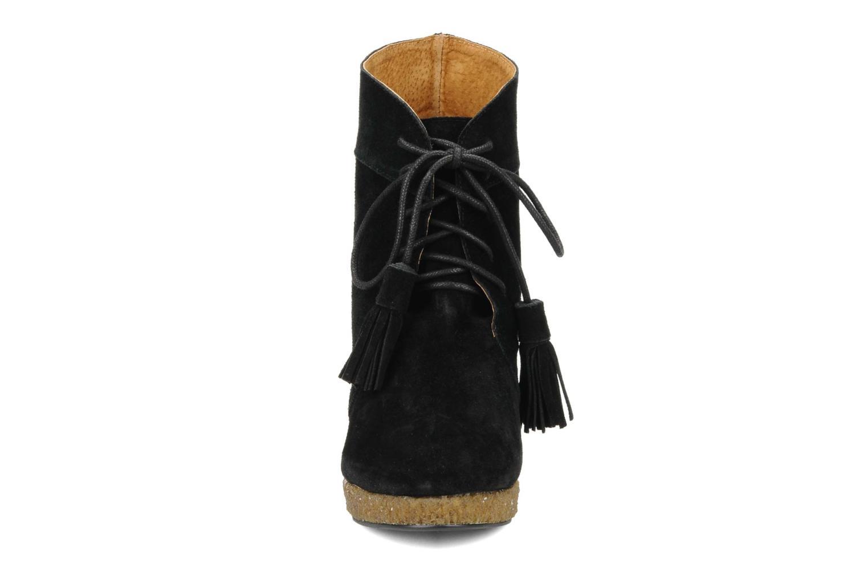 Stiefeletten & Boots Friis & company Belinda schwarz schuhe getragen