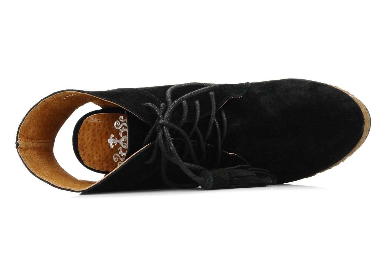 Boots en enkellaarsjes Friis & company Belinda Zwart links