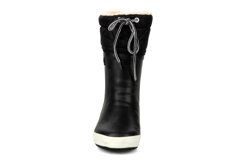 Støvler & gummistøvler Aigle Giboulée Sort se skoene på