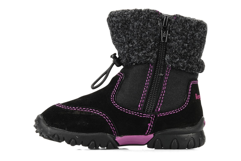 Stiefeletten & Boots Kangaroos Libby schwarz ansicht von vorne