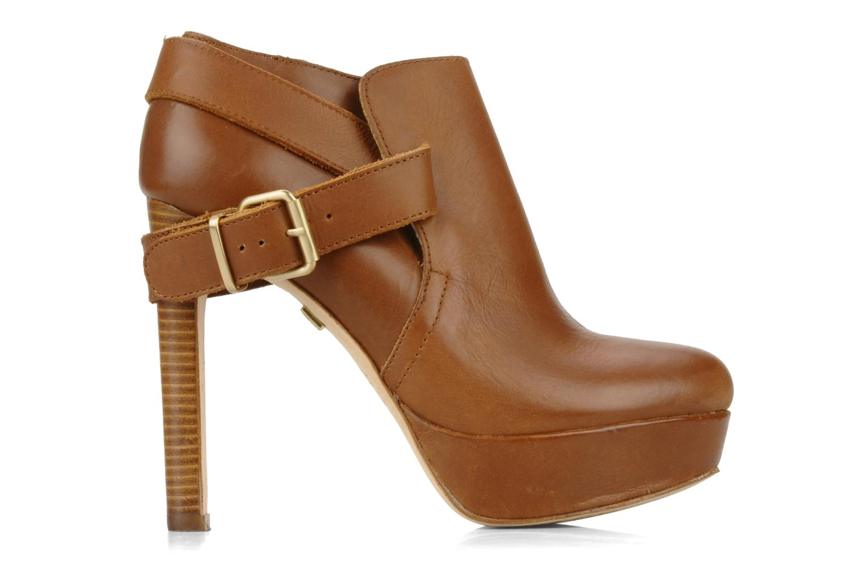 Boots en enkellaarsjes Pour La Victoire Amael Bruin achterkant