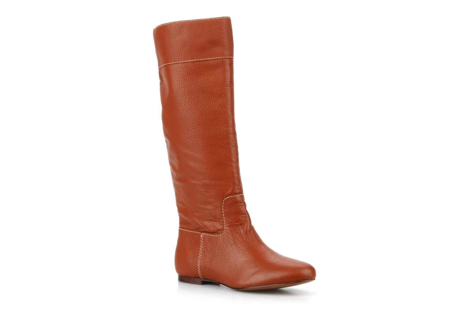Boots & wellies Pour La Victoire Orville Brown detailed view/ Pair view