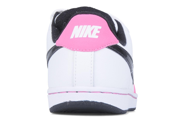 Baskets Nike Nike backboard si psv Blanc vue droite