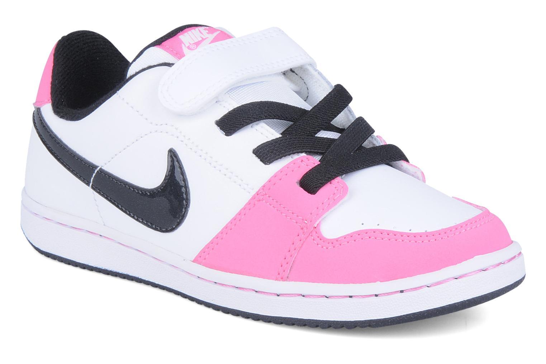 Nike backboard si psv White black-gym pink