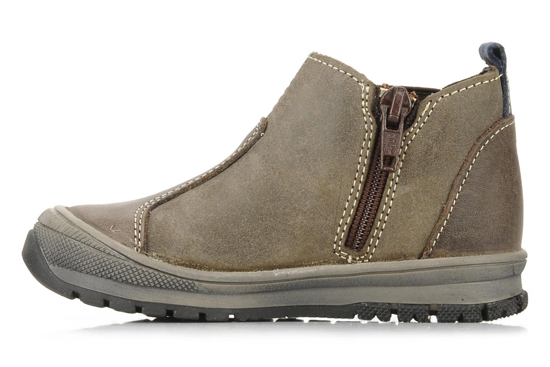 Bottines et boots Bopy Beta Marron vue face