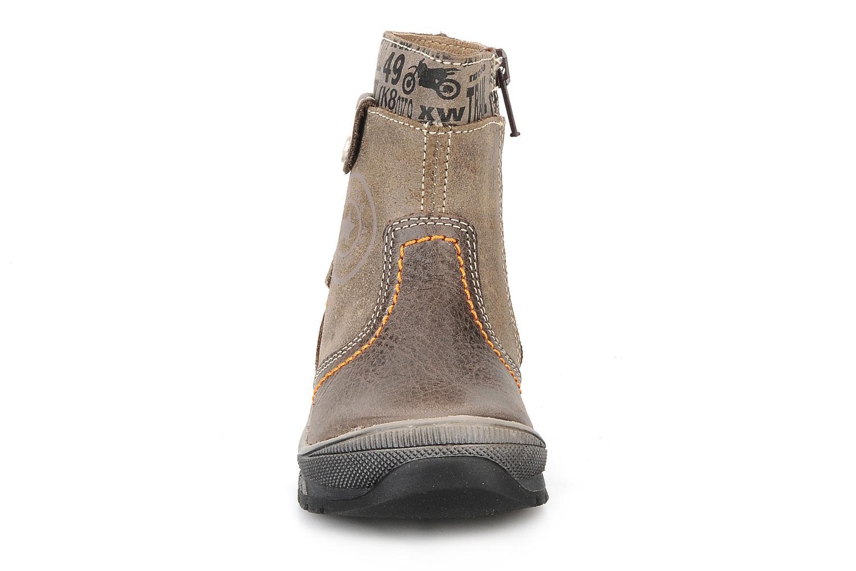 Bottines et boots Bopy Botar Marron vue portées chaussures