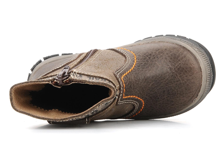 Bottines et boots Bopy Botar Marron vue gauche