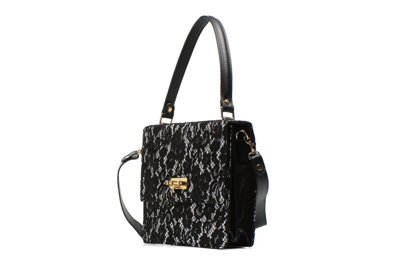 Handbags MySuelly Louise Emma Black model view