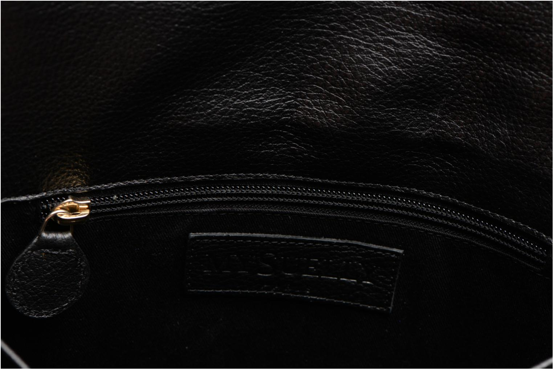 Handbags MySuelly Louise Emma Black back view
