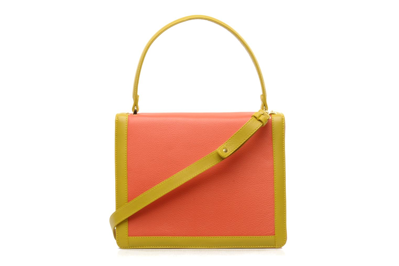 Handbags MySuelly Louise Emma Orange front view