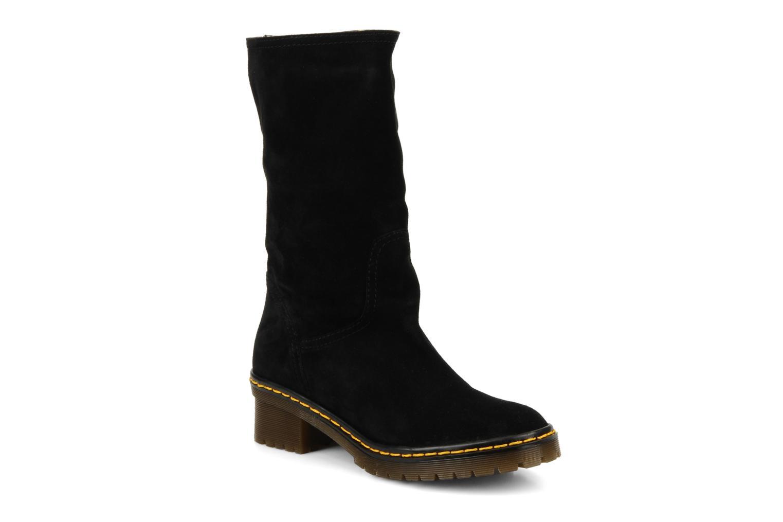 Stiefeletten & Boots Kéy Té By Kallisté Cinzia schwarz detaillierte ansicht/modell