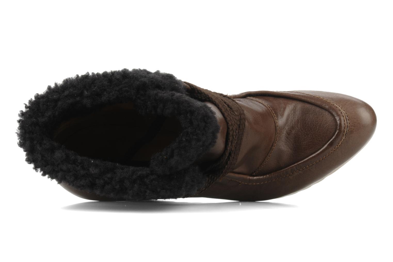 Boots en enkellaarsjes Kéy Té By Kallisté Donata Bruin links